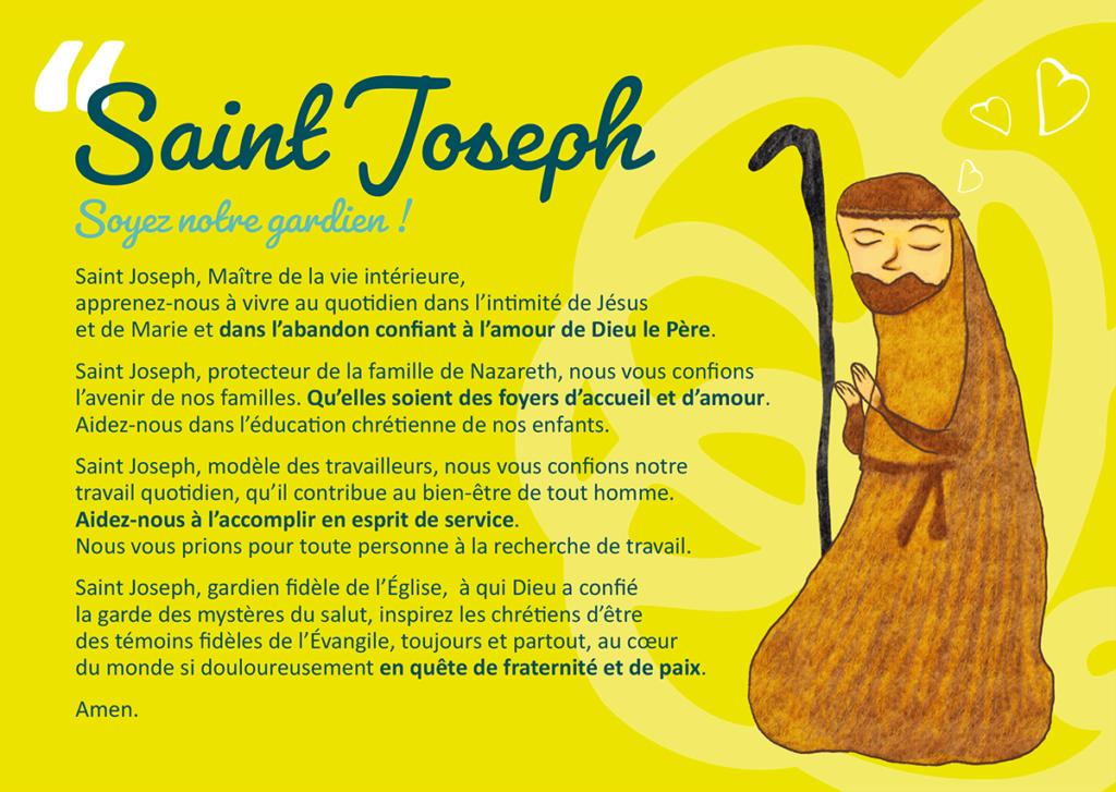 Paroisse d'Enghien Saint-Gratien, carte postale, mars 2021.