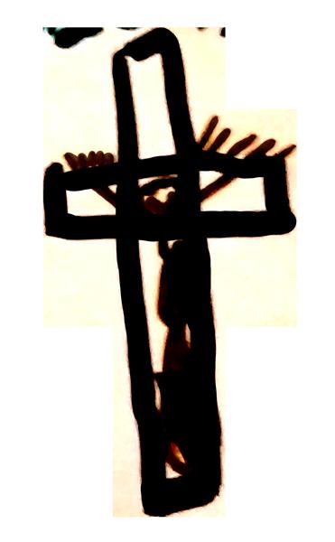 Daisy, Jésus en croix, novembre 2019.