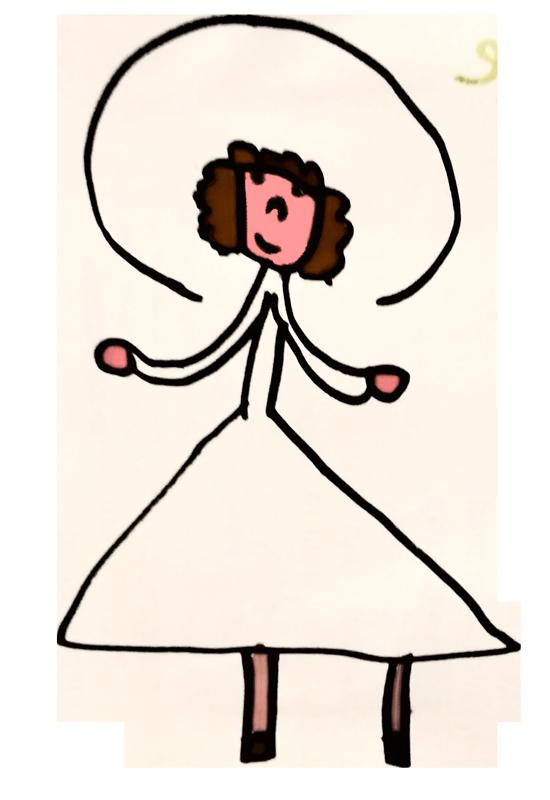 Anna S., Jésus enfant, novembre 2019.
