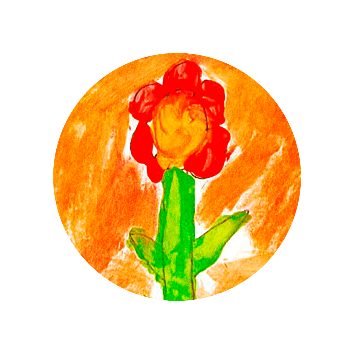 Sarah, Fleur, février 2021.