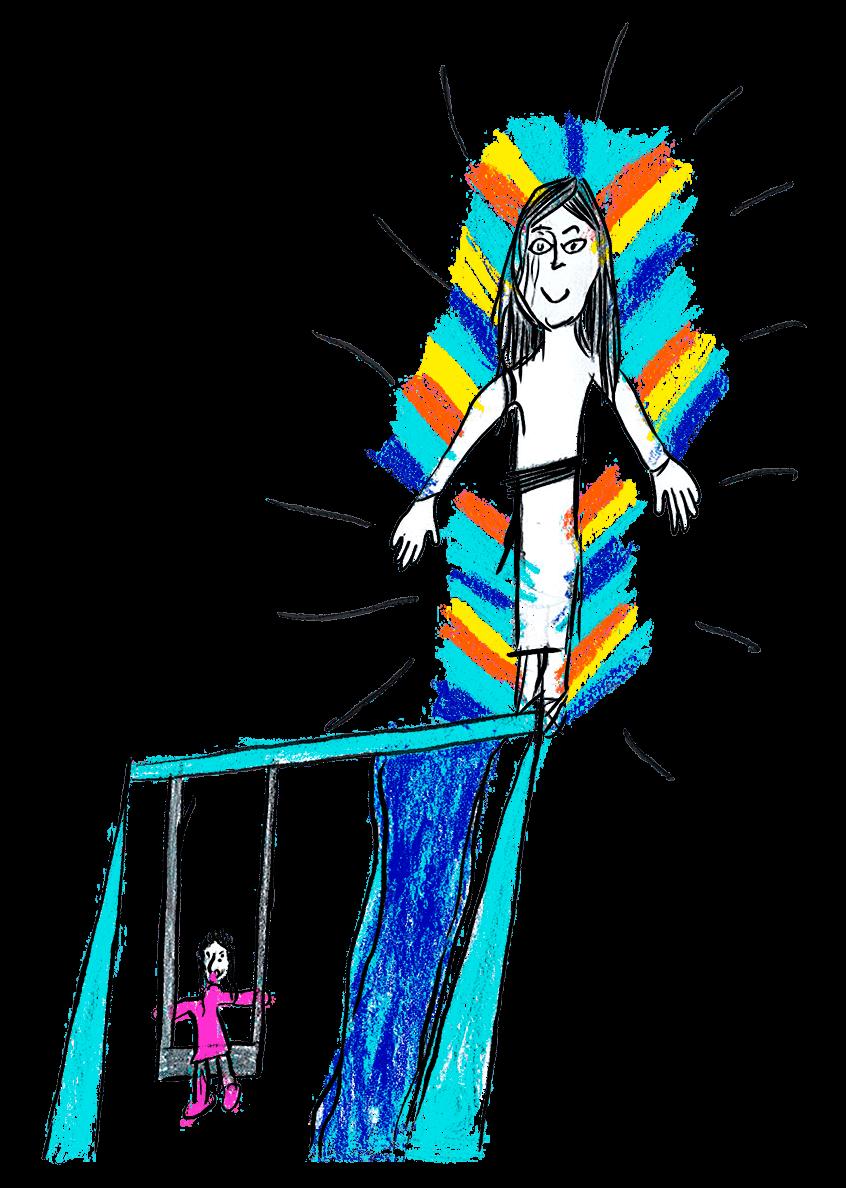 Sixtine, Jésus au cœur de ma vie, mai 2021.